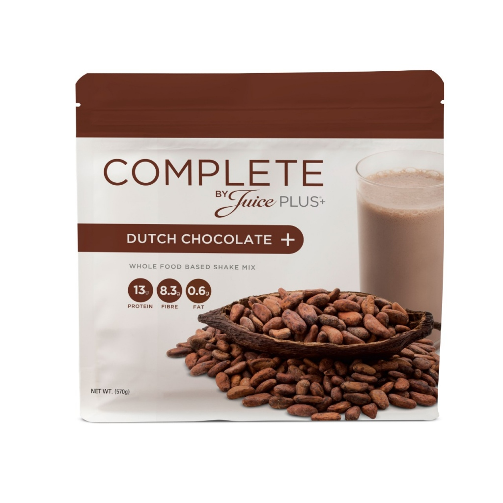 Dutch Chocolate Complete Bulk